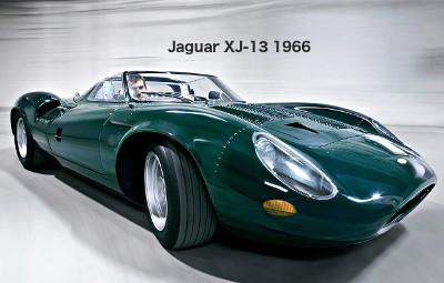 XJ-13 Jaguar 1966