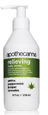 Apothecanna Relieving Creme